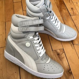 PUMA My 66 Wedge Womens Sneakers